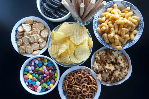 feldolgozott élelmiszerek