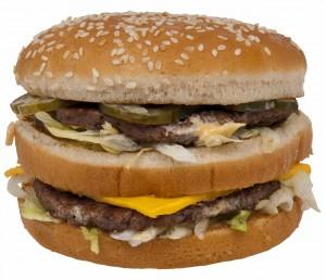 dupla sajtburger