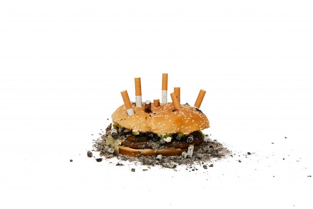 cigaretta és elhízás